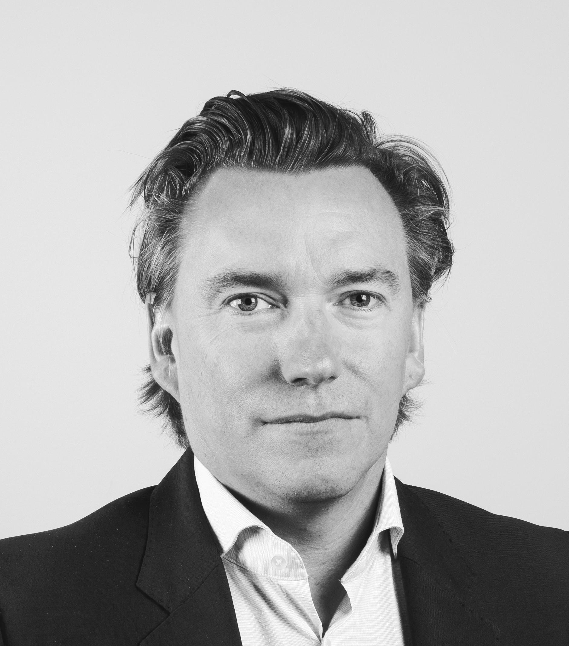 Johan Nyberg neurolog och medgrundare