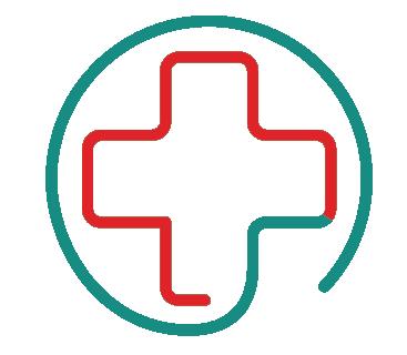 Migränjälpen symbol vård