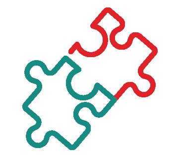 Migränjälpen symbol pussel